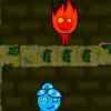 Fireboy and Watergirl in the Forest Temple Again