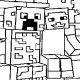 Friv Minecraft Coloring