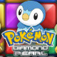 Pokemon Diamond and Pearl – Breakdown Blast