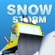 Snow Storm – Online Snow Plow Truck Game