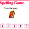 Spelling Game with Picture