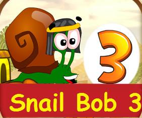 Snail Bob 3 in Egypt